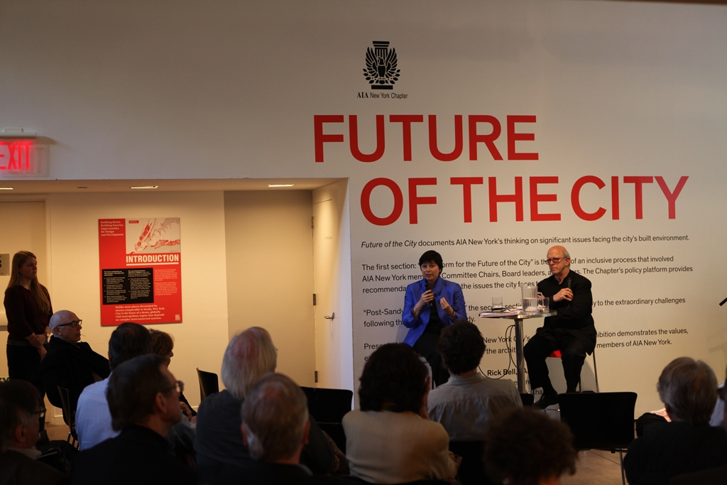 Road Map for the Future of the City: Jill Lerner and Lance Jay Brown in Conversation