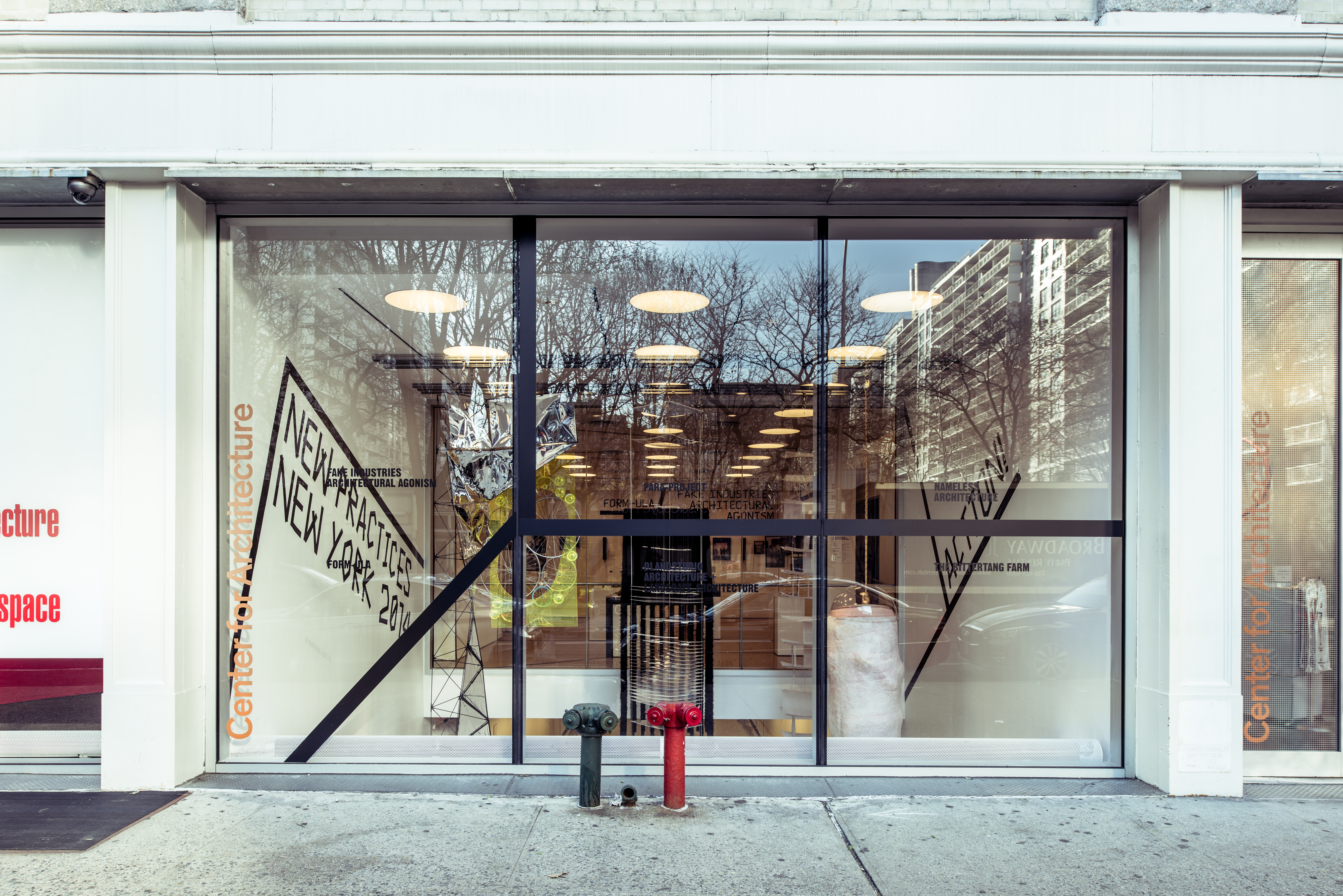 On View: At the Center for Architecture
